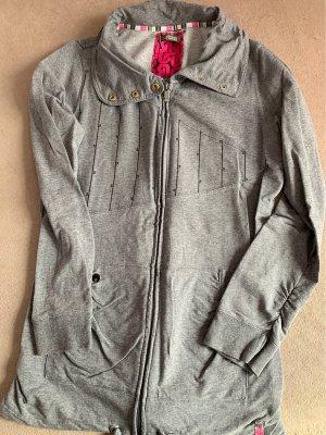 Burton Shirt Jacket grey cotton