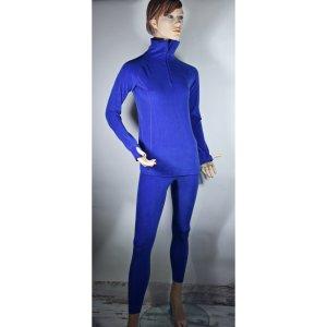Burton Completo sportivo blu-viola Poliestere