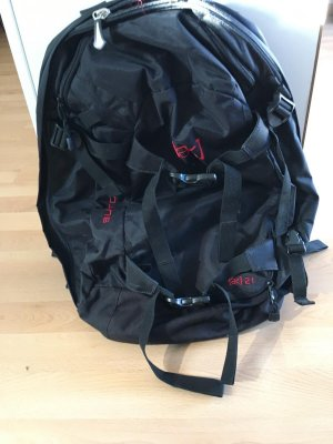 Burton Trekking Backpack black-red
