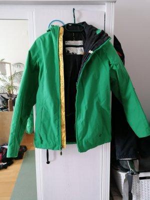 Burton Chaqueta de invierno verde
