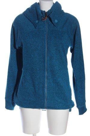 Burton Bluza z kapturem niebieski W stylu casual