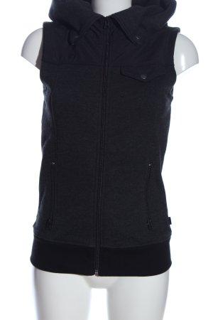 Burton Smanicato con cappuccio nero puntinato stile casual
