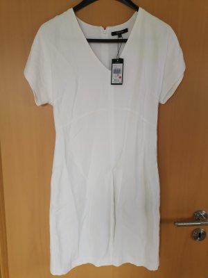 Burton Robe mi-longue blanc