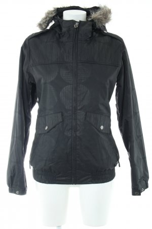 Burton Outdoorjacke schwarz Casual-Look