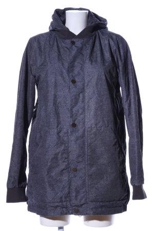 Burton Veste d'extérieur bleu moucheté style décontracté