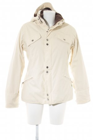 Burton Outdoorjacke hellbeige Casual-Look