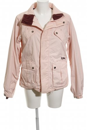 Burton Ripstop Jacket nude casual look