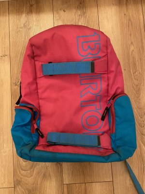 Burton Mochila escolar rosa-azul