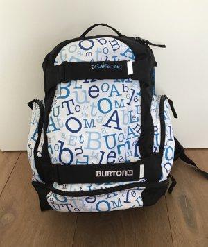 Burton Rucksack mit Blue Tomato Schrift