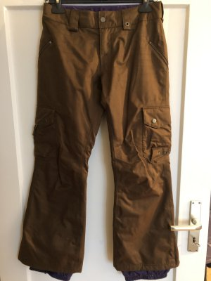 Burton Snow Pants brown polyester