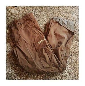 Burton Snow Pants cognac-coloured