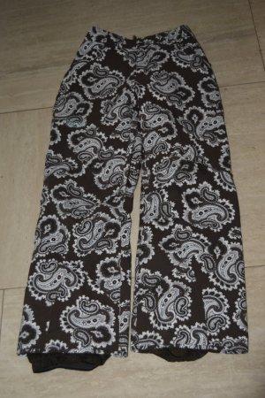 Burton Pantalon thermique multicolore