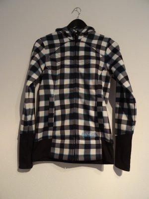 Burton Softshell Jacket black-neon blue