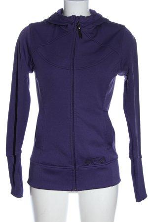 Burton Veste de sport violet style athlétique