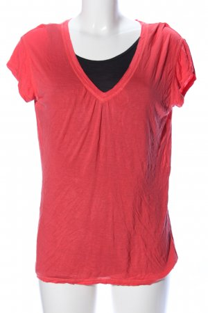 Burton T-Shirt rot-schwarz Casual-Look