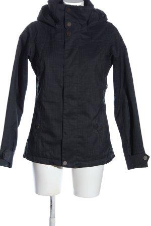 Burton Between-Seasons Jacket blue casual look
