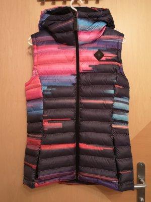 Burton Down Vest multicolored