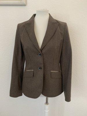 Selection by s.oliver Zakelijk pak grijs-bruin