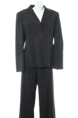 Business-Anzug schwarz Business-Look