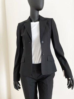 Hugo Boss Traje de negocios negro Lana