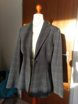 Business-Blazer anthrazit