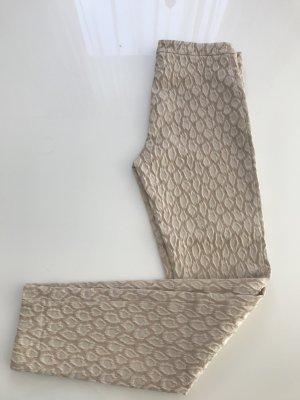 Business Bleistifthose mit gemustertem Struktur-Stoff