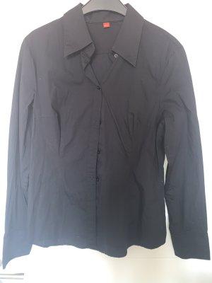 adc by Esprit Kołnierzyk koszulowy czarny