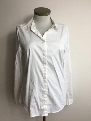 Business Bluse Hemd weiß Esprit