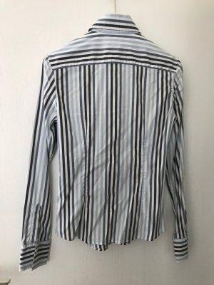 Caliban Long Sleeve Blouse multicolored cotton