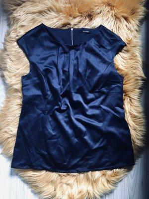 Orsay Blusa brillante blu scuro