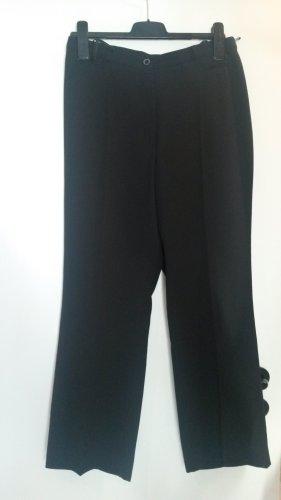 Business Bundfalten Marlene Hose Marlene Pants Pantalons LAURA LEBEK 42 evtl 44