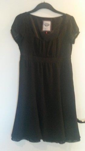 Business Event Abendkleid Empire Babydoll Kleid DESIGNERMODE ESPRIT  Gr 36 NEU