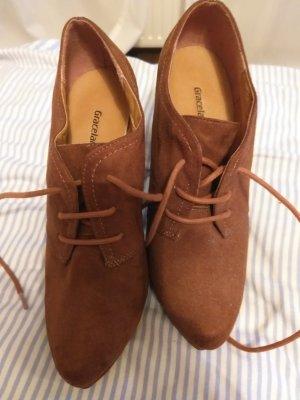 Business Graceland Schuhe Congac