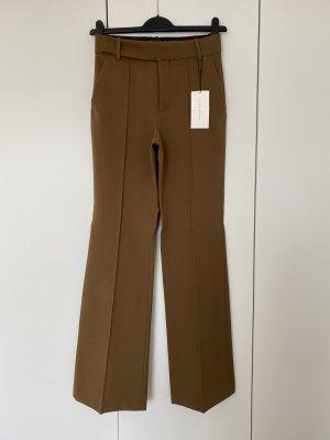 Zara Woman Flares brown