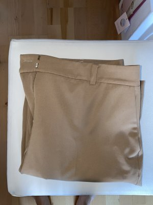 Hallhuber Pleated Trousers beige