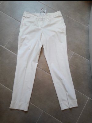 Amy Vermont 7/8 Length Trousers natural white