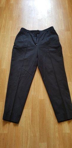Carla Fasini Jersey Pants dark blue