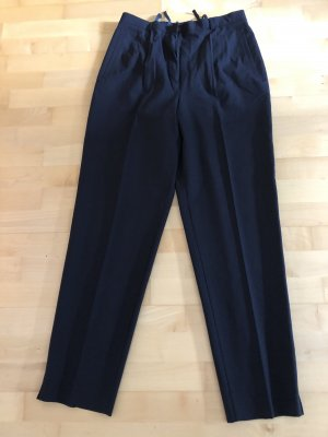 Alba Moda Pantalon à pinces noir