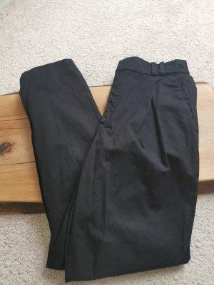 Business Hose von Massimo Dutti in Größe S 36 schwarz