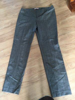Stefanel Pantalón de pinza gris oscuro