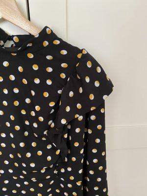 Miss Selfridge Sukienka z długim rękawem czarny