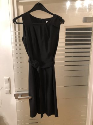 Cottonade Sheath Dress anthracite