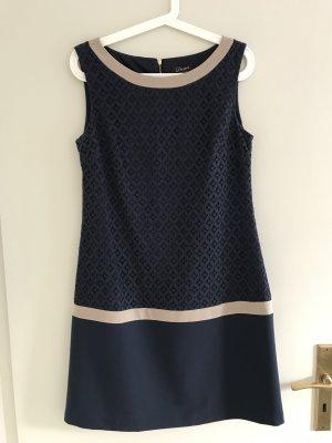 Business Kleid dunkelblau