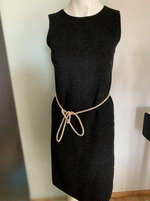 Business Kleid Etuikleid von DKNY Gr 36 S Wollmischung