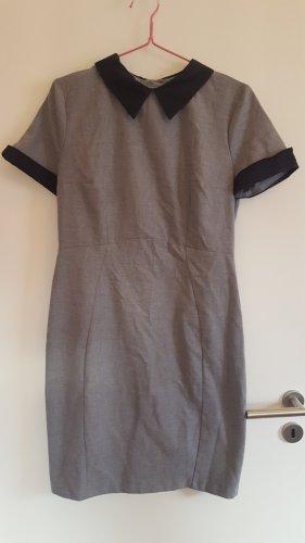 Orsay Jurk met korte mouwen zwart-grijs