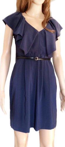Business-Kleid mit Rüschen