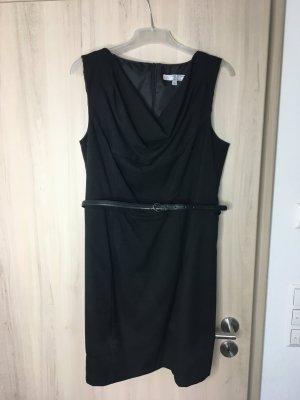 s.Oliver Pencil Dress black polyester
