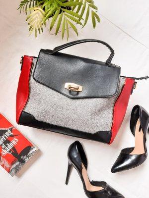Business Lady Tasche elegant Chic Parisian