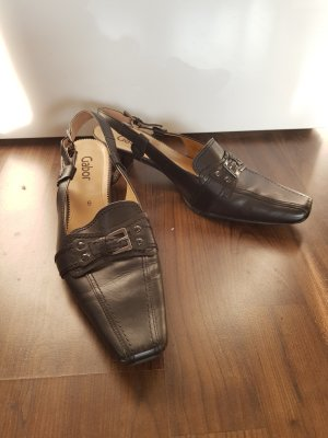 Business-Look: Elegante Sling-Pumps von Gabor