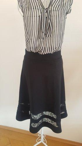 Anna Field Spódnica w kształcie tulipana czarny